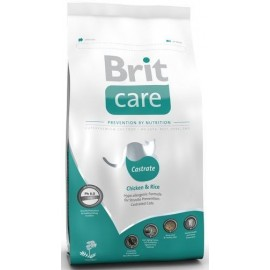 BRIT Care Cat Castrate Chicken&Rice