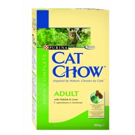 PURINA CAT CHOW Adult Rabbit & Liver